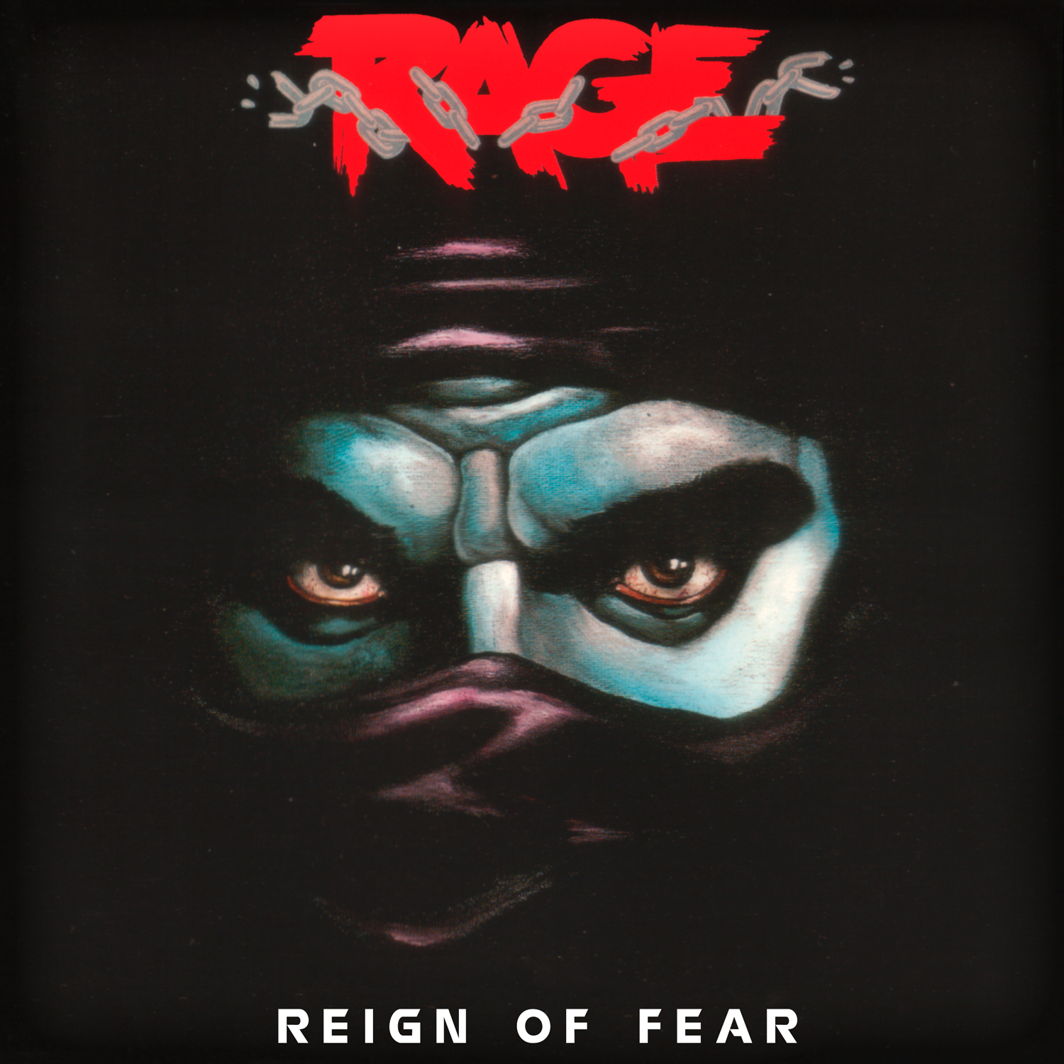 Rage LP Reign Of Fear