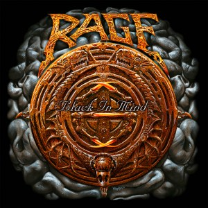 Rage Black In Mind LP
